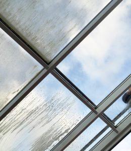 Fensterreinigung Nachher